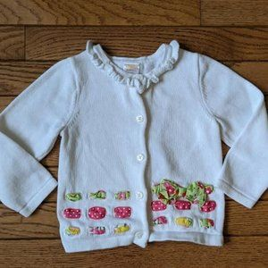 Gymboree Sweater Button Up